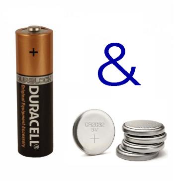 Batterij, knoopcel