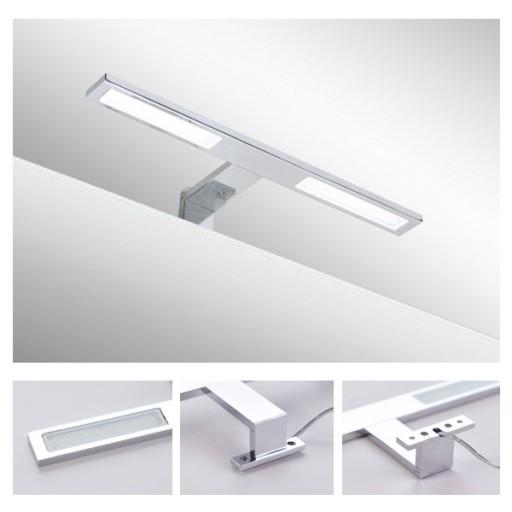 Cree LED badkamer spiegelverlichting | 2×3 watt | wit – Welkom bij ...