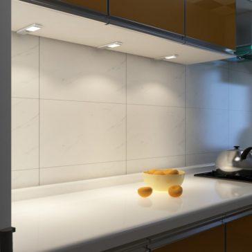 Keuken Opbouw